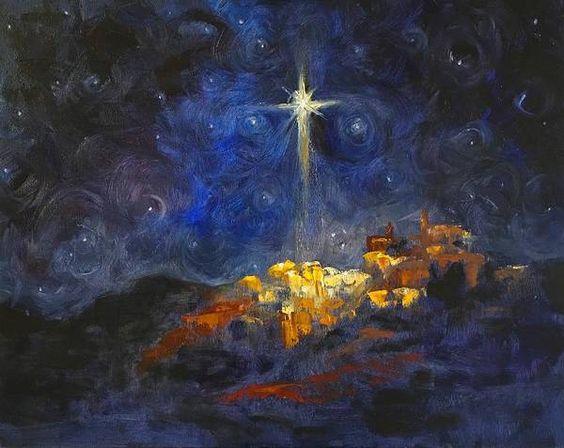 Saturnus en Jupiter zullen tijdens de winterzonnewende op 1 lijn liggen en een uiterst zeldzame kerst ster creëren