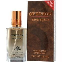 Stetson Rich Suede By Coty Cologne Spray .75 Oz