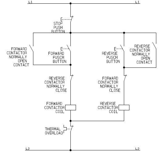 Contactor Wiring Diagram Ke House Wiring Diagram Symbols