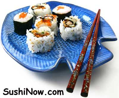Sushi - yum!!