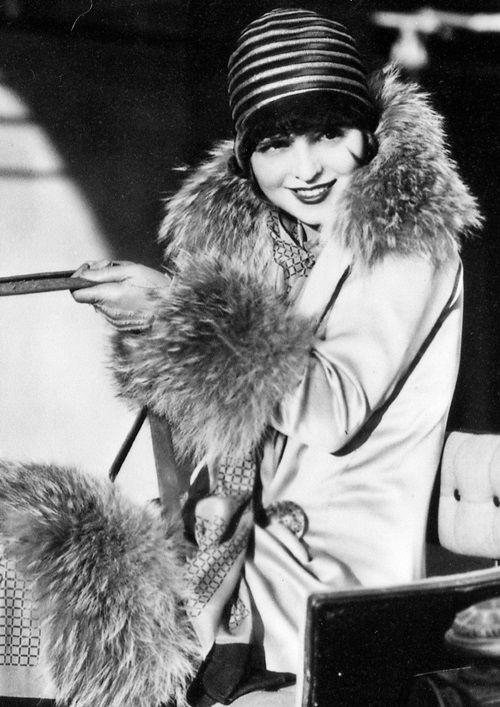 Clara Bow 1920s                                                                                                                                                                                 More