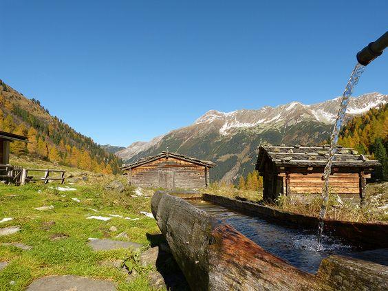 Wer im Zillertal wandern möchte, kann Wanderwege auf 1.000 Kilometer markierte Wege finden