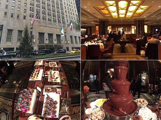 Por dentro do tradicional brunch do Waldorf Astoria, em Nova York  http://glamurama.uol.com.br/por-dentro-do-tradicional-brunch-do-waldorf-astoria-em-nova-york/