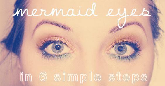 -Mermaid Eyes; Love ❤