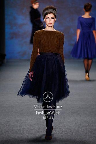 Lena Hoschek I Fashion Week Berlin I A/W 2015