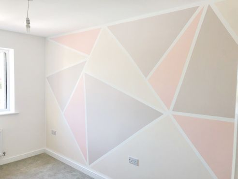 Teenage Girl Bedroom Feature Wall Ideas Paulbabbitt Com