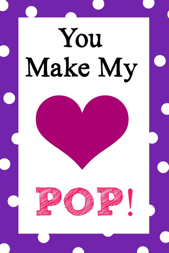 Super cool Valentine's Day gift card - attach to a bag of popcorn for a cute classroom friend gift! Free printable!