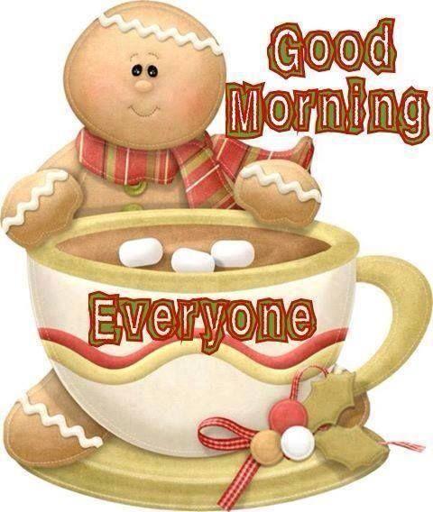 Christmas Good Morning Quotes: Good Morning Everyone Quotes Cute Quote Morning Christmas