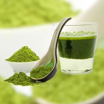 Entschlacken mit Spirulina und Chlorella Algen zur Entschlackung ...