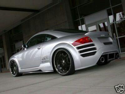 Audi tt with r8 body kit audi pinterest audi tt for Interieur audi tt