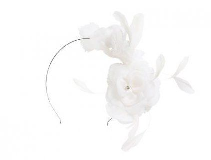 accessoires cheveux mariage Lilly
