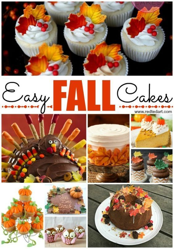 Pinterest Cake Decorating Ideas Fall Cakes Thanksgiving Cakes Decorating Fall Cakes Decorating