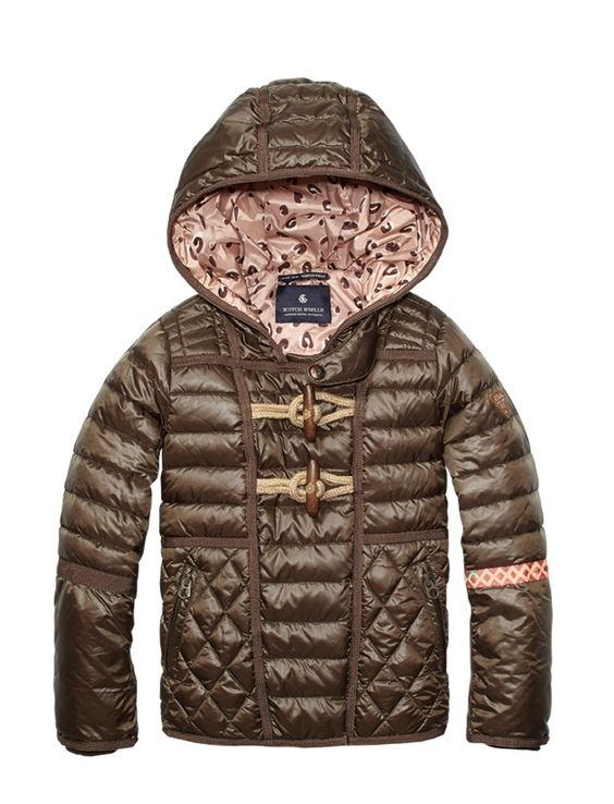 Scotch R'belle Mädchen Worked out nylon jacket € 149,95