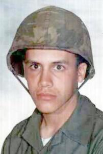 PFC John James Castillo USMC Charlie Company 1/1 Marines KIA 10/12/67  AGE 19 , Hostile engagement , killed by explosive device in the HAI LANG FOREST 14km SW of HAI LANG south of QUANG TRI VIETNAM, OPERATION MEDINA , THE LIONS OF MEDINA +++you are not forgotten+++born June 19 1948 , Home of record SAGINAW MI, father was a WW11 veteran. SOME GAVE ALL
