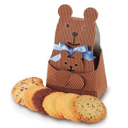 Bear cookies: Your daily packaging smile : ) PD