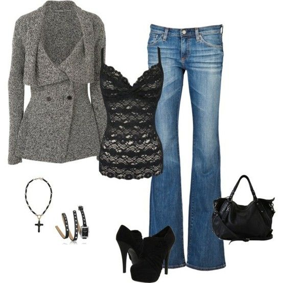 .love the top and shoes