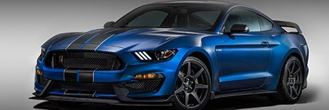 Gallery: Presentation Ford Shelby GT350-R Mustang