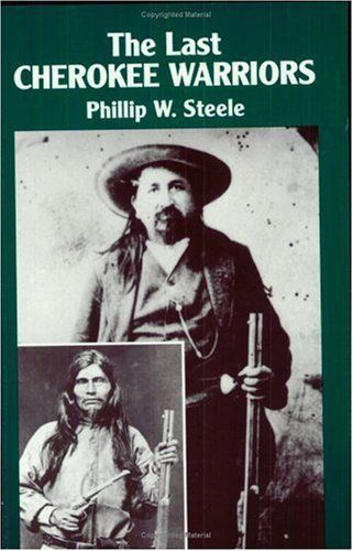 Last Cherokee Warriors, by Phillip Steele, This book has information about my gg-grandfather Dan Maples