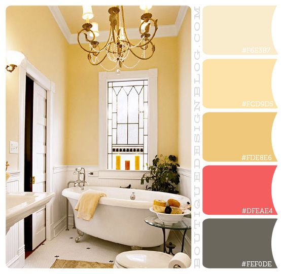 Nice Wall Color Scheme Pictures Inspiration - Wall Art Design ...