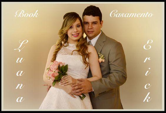 Casamento de Erick & Luana fotos Alberi Pontes