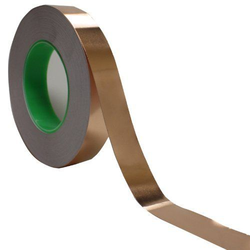 1 Roll One Side Single Conductive Copper Foil Tape 18mm X 1m High Quality Hot 2015 Amazon Top Rated Painters Tape Homei Copper Foil Tape Copper Foil Adhesive