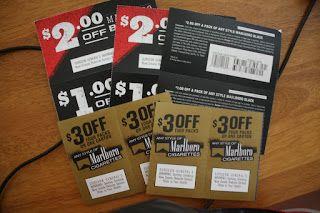Printable coupon for blu electronic cigarette