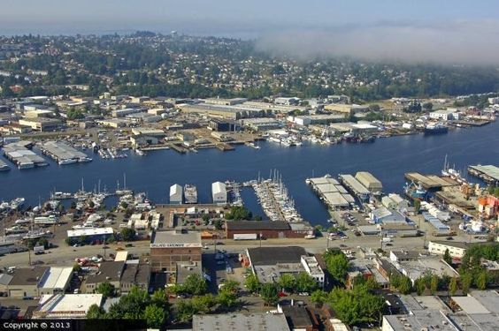 Ballard Seattle | Ballard Mill Marina in Seattle, Washington, United States