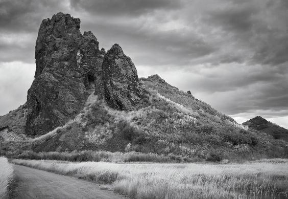 Rock Formation, Route 21B, 2016