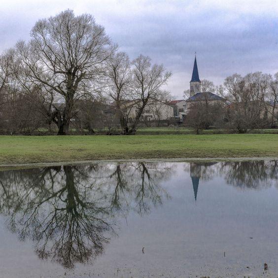 Meuse en hiver 1