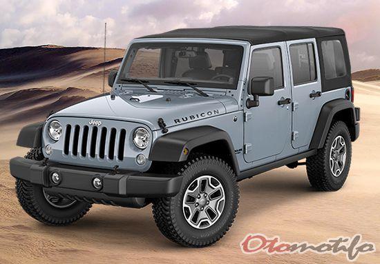 Harga Jeep Rubicon 2020 Review Spesifikasi Gambar Jeep