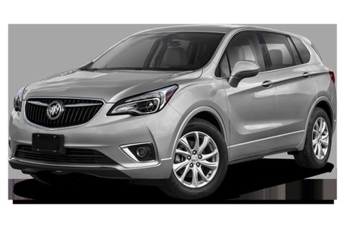 Buick Envision Changes