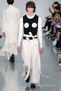 Craig Green Spring Summer 2016 London Collections Men