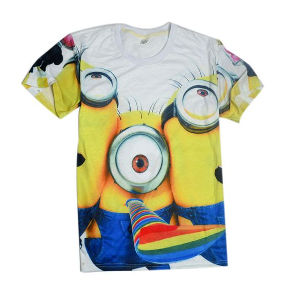 Party Time Minions T-shirt