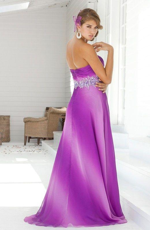 A-line Sweetheart Chiffon Floor-length Evening Wear Dresses  $149.50 Find it here ... http://www.honeydress.com/b/A-line-Sweetheart-Chiffon-Floor-length-Evening-Wear-Dresses-05651.html...