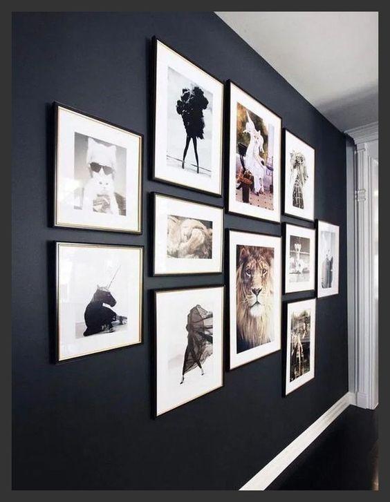 ideas únicas de decoración de paredes de bricolaje para hacer su hogar ~ einzigartige diy-wanddekor-ideen, zum ihres hauses zu bilden