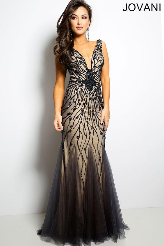 Pretty designer prom dresses