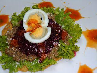 Cocinas y Recetas: Enchiladas guatemaltecas - receta - ya me esta dando hambre