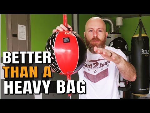 The Double End Bag Is Better For A Home Gym Homemade Diy Boxing Equipment Youtube In 2020 Boxing Equipment Boxing Bags Home Gym