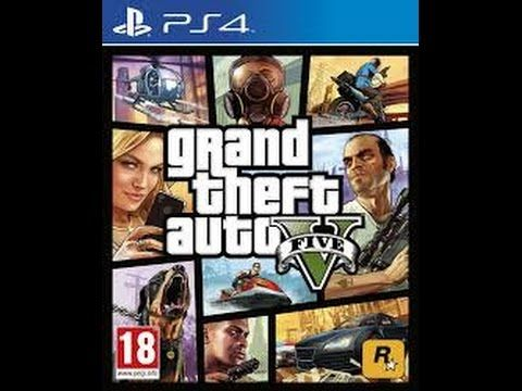 Free Download Grand Theft Auto 5 For Ps4 Gta 5 Playstation 4 Full