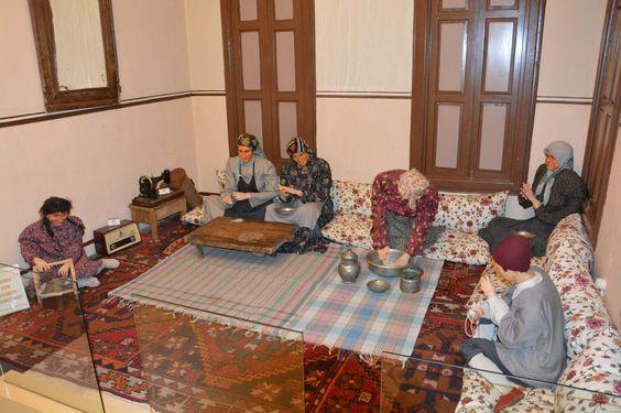 Emine Göğüş Mutfak Müzesi, Gaziantep, Turquía