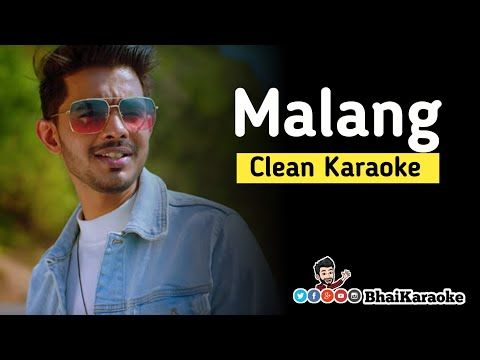 Malang Karaoke Ved Sharma Street Dancer 3d Varun Dhawan Bhaikaraoke Youtube In 2020 Karaoke Mirrored Sunglasses Mirrored Sunglasses Men