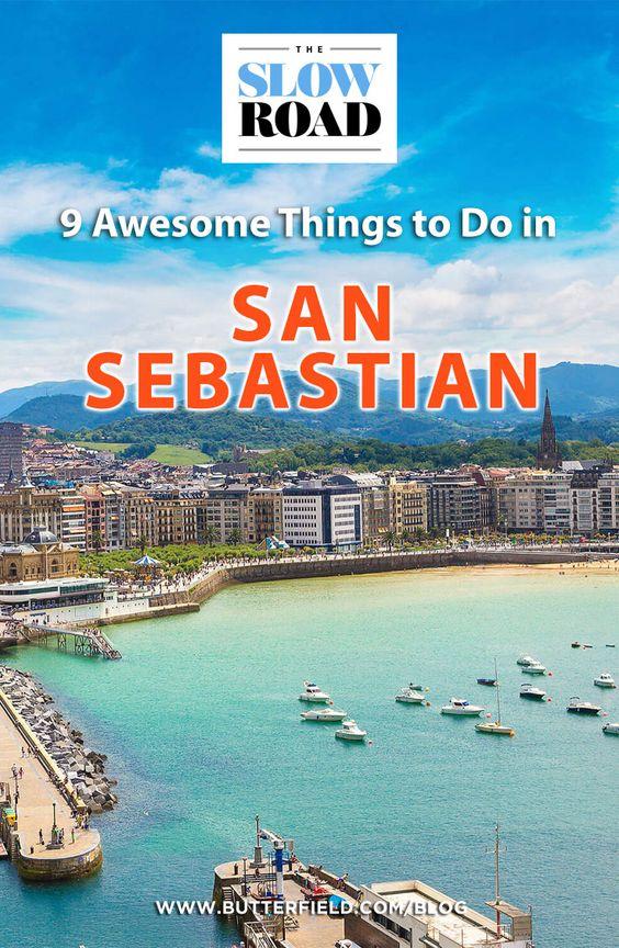 9 Awesome Things To Do In San Sebastian San Sebastian Travel Blog San