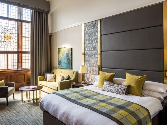 Hotel Rooms in Glasgow City Centre | ABode Glasgow