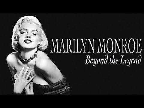 Marilyn Monroe: Beyond The Legend (Hollywood Biography) - YouTube |  Hollywood, Documentaries, Marilyn monroe