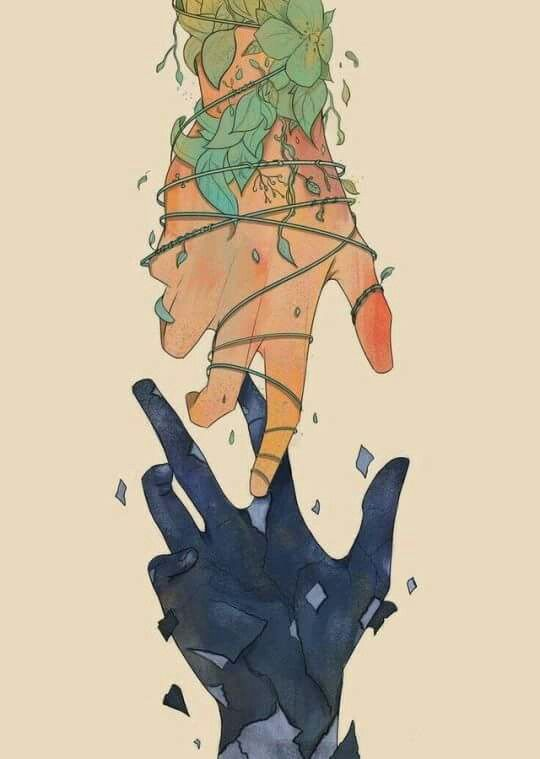 ===la caricia de una mano=== E59457f71b2cd8005c462d0e77ed996d