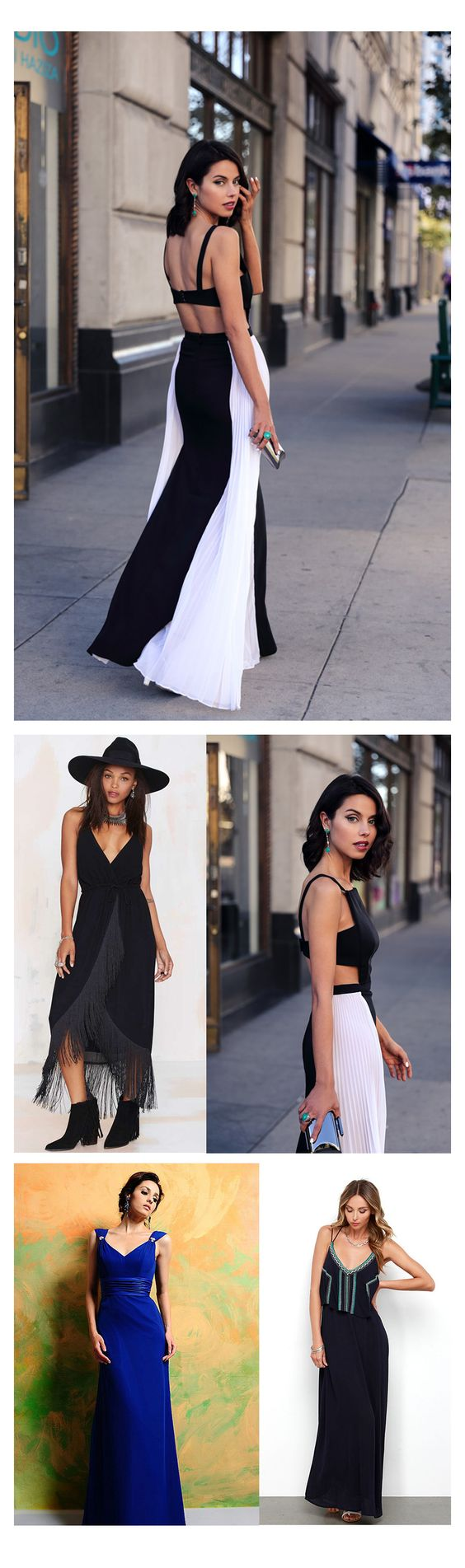 Fashion and Stunning Dresses for Important Occasion