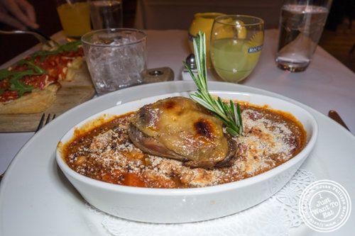 Brasserie Cognac French Restaurant Midtown Manhattan Food Eat