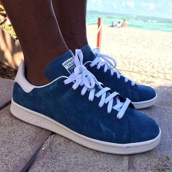 adidas stan smith blue suede bb35ffd56