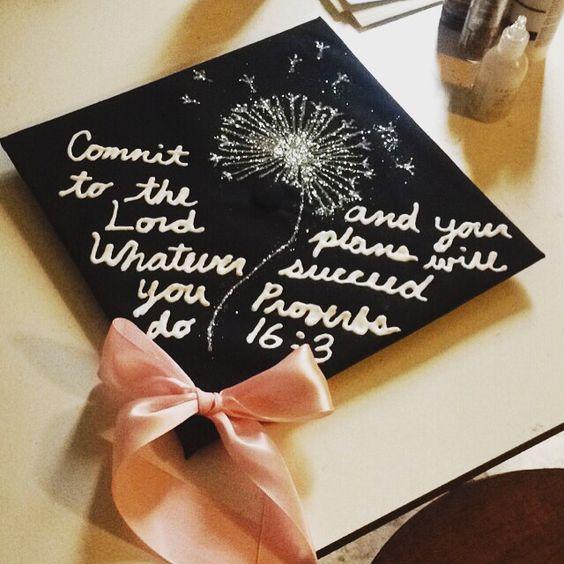 proverbs proverbs 16 graduation caps graduation ideas 16 3 year ideas ...