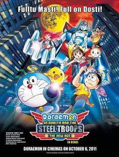 Nobita Và Binh Đoàn Robot - HD